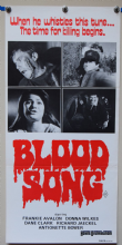 Blood Song Horror Poster - Australian Daybill